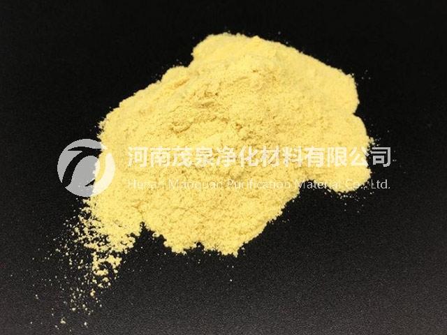 聚合硫酸铁能否对硅藻土的实现改变性质